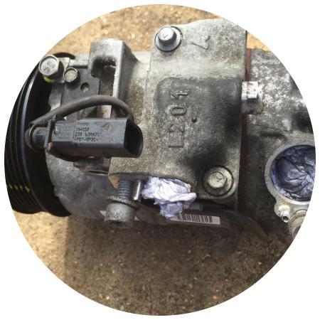 компрессор кондиционера ВАГ
